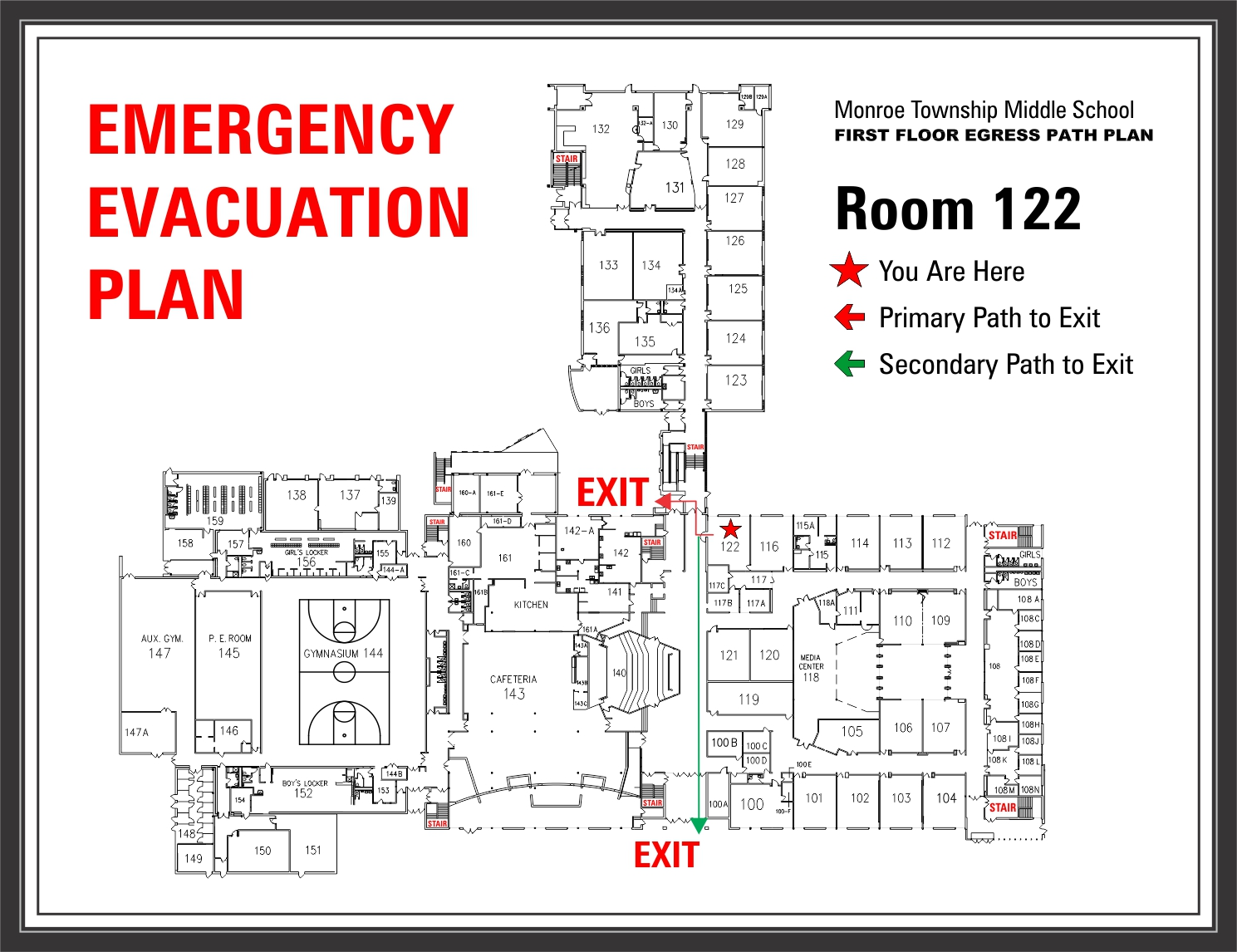 Customized Floor Plans Safety Signs Project Sign Architectural Signageproject