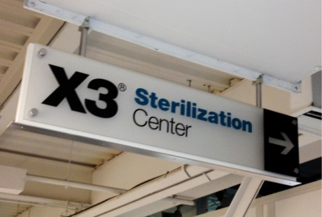 Signs for Stryker Orthopedics