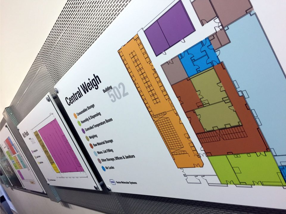 Facility Floor plan Maps
